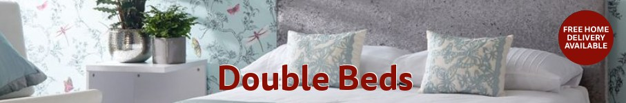 Double Beds - Free Delivery Available