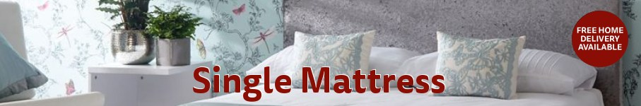 Single Mattress - Free Delivery Available