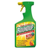 See more information about the Roundup Fast Action 1 Litre Ready to Use Weedkiller