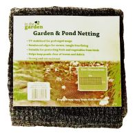 See more information about the 6m x 2m Garden & Pond Netting - Black