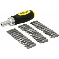 See more information about the Rolson Ratchet Screwdriver Set