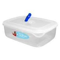See more information about the Beaufort 1.3L Microseal Rectangular Food Container 1.3L
