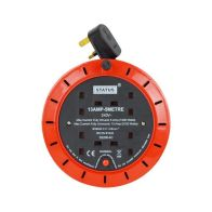 See more information about the Status Extension Reel 13 Amp 4 Socket Outlet (5 Metre)