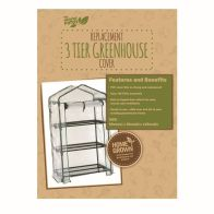 See more information about the Growing Patch 3 Tier Greenhouse Cover Replacement