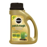 See more information about the Miracle Gro Patch Magic Grass Seed & Feed 13 Patches Shaker Jug