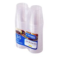 See more information about the Kingfisher Party Plastic Shot Glasses (Pack 36)