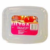 See more information about the Beaufort Pack of 4 1.7 Litre Rectangular Food Containers