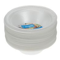 See more information about the Kingfisher Polystyrene Bowls 12oz (Pack 15)