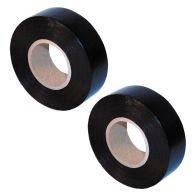 See more information about the 2 Pack Ultratape PVC Electrical Tape 25mm x 12m - Black