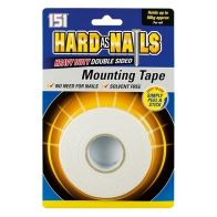 See more information about the Hard As Nails Mounting Tape 24mm x 5M