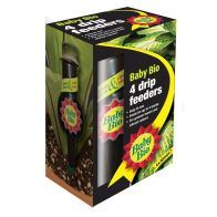See more information about the Baby Bio 4 Drip Plant Feeders Original 4 Pack 40ml