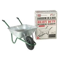 See more information about the 85L Galvanised Builders Wheel Barrow