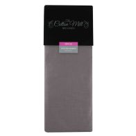 See more information about the Cotton Mill Heather Single Poly Cotton Fitted Sheet