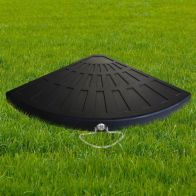 See more information about the Croft Cantilever Parasol 20kg Weight