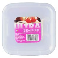 See more information about the Beaufort Pack of 4 0.75 Litre Square Food Containers