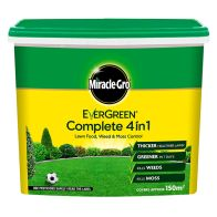See more information about the Miracle-Gro EverGreen Complete 4 in 1 5.25kg - 150m2