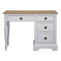 See more information about the Olivia Oak 3 Drawer Dressing Table