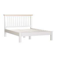 See more information about the Jasmine White Double Bed 4ft 6in Bed Frame