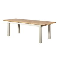 See more information about the Harmony White 1.8-2.3M Extending Dining Table