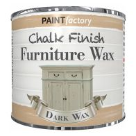 See more information about the Paint Factory Chalk Finish Furniture Wax 200ml - Clear Dark Wax