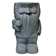 See more information about the Clay Elf Garden Planter 23 x 22 x 39cm
