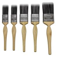 See more information about the 5 Pack Sapphire Assorted Paint Brushes