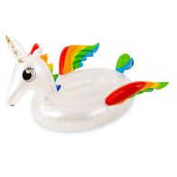 See more information about the Inflatable Giant Ride On Unicorn