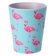 See more information about the Summer Bamboo Mug - Flamingo