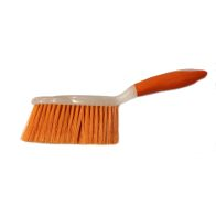 See more information about the Bright Dust Pan and Brush - Orange