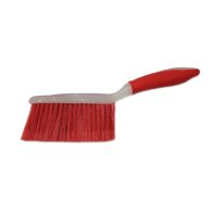 See more information about the Bright Dust Pan and Brush - Red