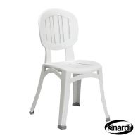 See more information about the Nnardi Elba Outdoor Garden Chair - White
