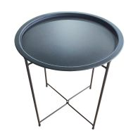 See more information about the Steel Side Table - Black