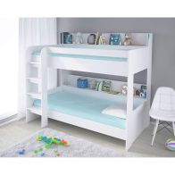 See more information about the Kidsaw MFC Bunk Bed 3ft White Aerial Bed Frame