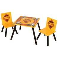 See more information about the Kidsaw JCB Muddy Friends Table & Chairs