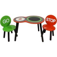 See more information about the Kidsaw Racing Car Table & Chairs