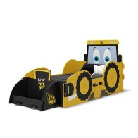 See more information about the Kidsaw JCB Junior Toddler Bed