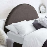 See more information about the Bakewell Grey 5ft King Size Bed Headboard