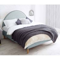 See more information about the Bakewell Blue 4ft 6in Double Bed Frame