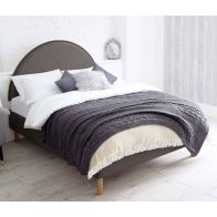 See more information about the Bakewell Grey 3ft Single Bed Frame