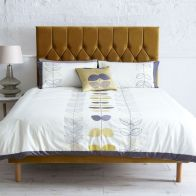 See more information about the Catherine Lansfield Velvet Gold 3ft Single Bed Frame