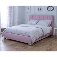 See more information about the Lansfield Canterbury Classic Pine Pink 3ft Single Bed Frame
