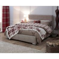 See more information about the Lansfield Heritage Classic Pine Brown 4ft 6in Double Bed Frame