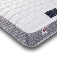 See more information about the Crystal Ortho 2ft 6in Small Single Mattress