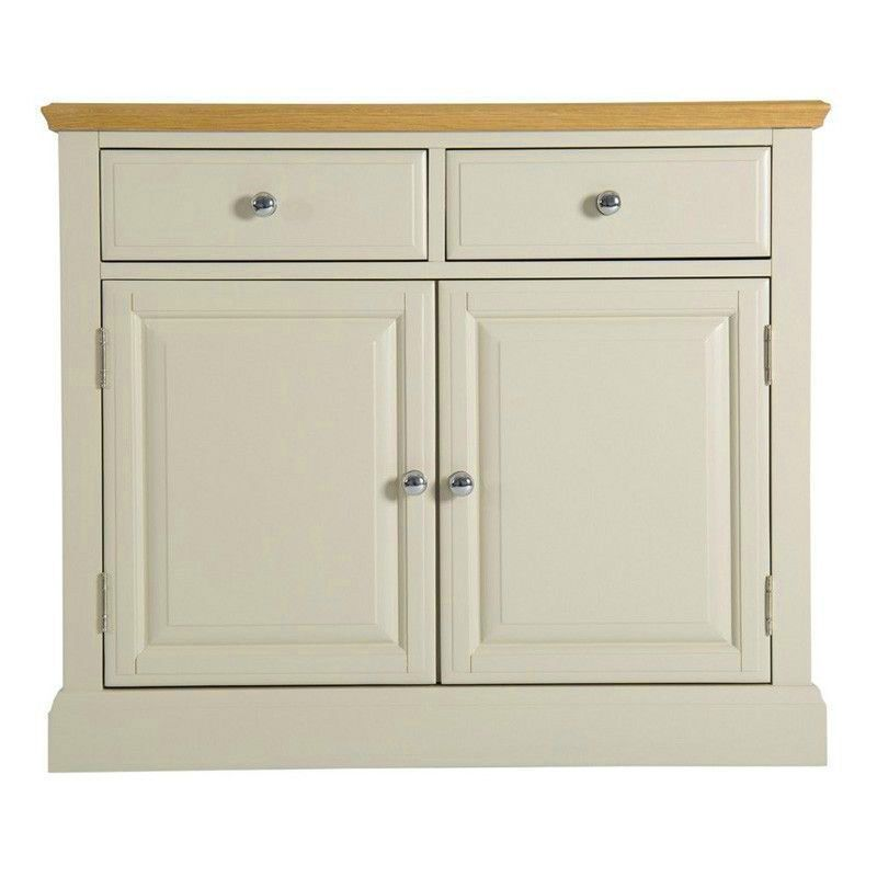 9210f3e721 Country Cottage Oak 2 Drawer 2 Door Sideboard - Buy Online at QD Stores