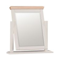 See more information about the Country Cottage Oak Trinket Mirror