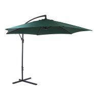 See more information about the Banana Hanging Garden Umbrella Parasol Green 3M