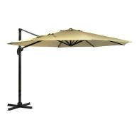 See more information about the Banana Extra Large Garden Umbrella Parasol 3.5M