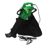 See more information about the 3-in1 3000W Electric 220V Leaf Blower Vacuum Shredder & 45L Bag
