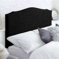 See more information about the Hawkshead Black 5ft King Size Bed Headboard