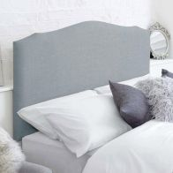 See more information about the Hawkshead Blue 5ft King Size Bed Headboard
